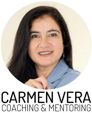 Carmen Vera Logotipo